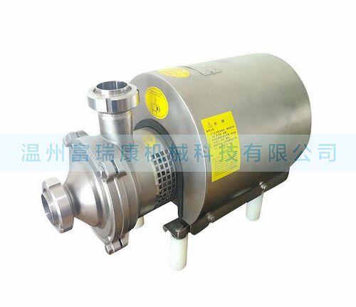 SLRP系列卫生级CIP自吸泵