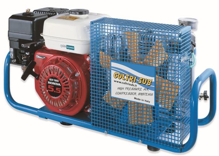 意大利科尔奇MCH6呼吸器填充泵(汽油驱动)