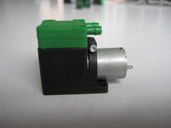 旋片式液泵