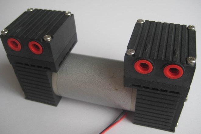 膜片式气泵