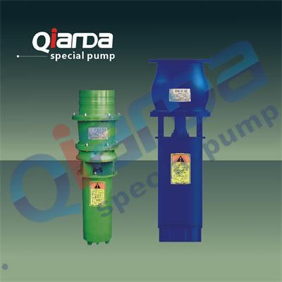 河北QSZ/QSH系列潜水轴流泵