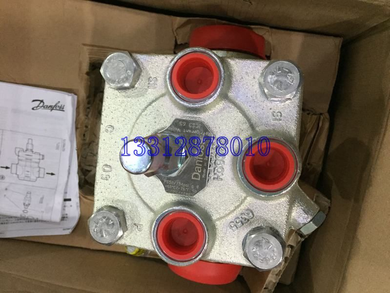 丹佛斯伺服调节主阀ICS3-125液位调节阀气动电磁阀