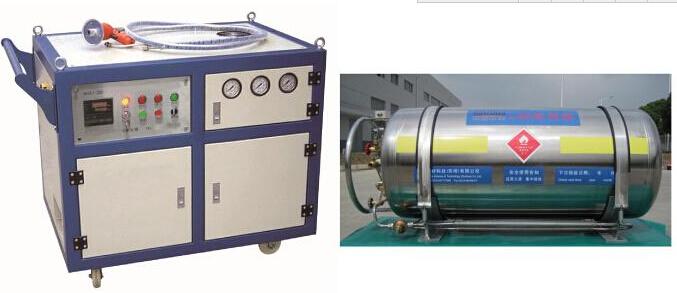 成套LNG车用气瓶检测设备