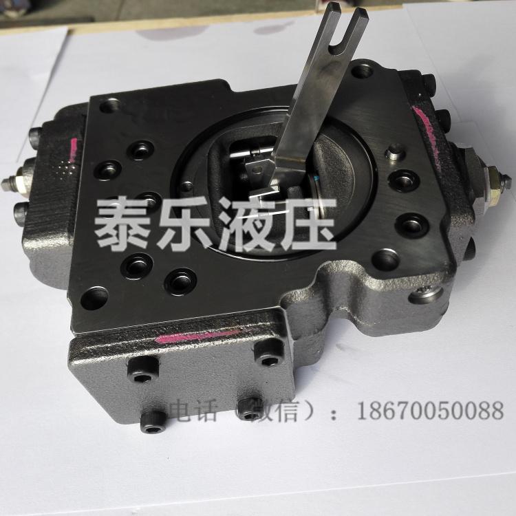 川崎k3v180液压泵图片-挖掘机液压泵分解图,挖掘机泵图片