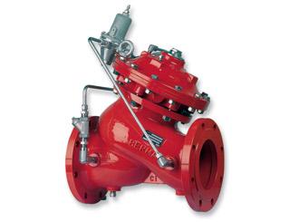 FP-720-UL消防可调式减压阀 BERMAD消防减压稳压阀