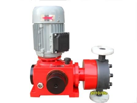 GW机械隔膜式计量泵|加药计量泵
