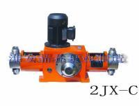 双泵头柱塞式计量泵