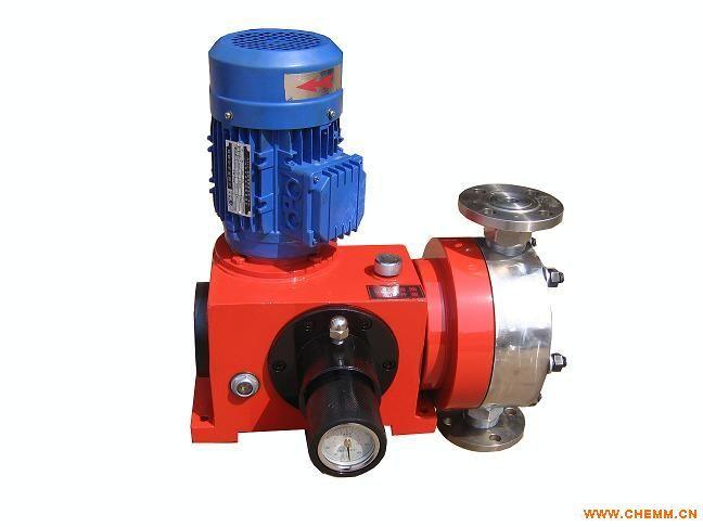 GM系列机械式隔膜泵