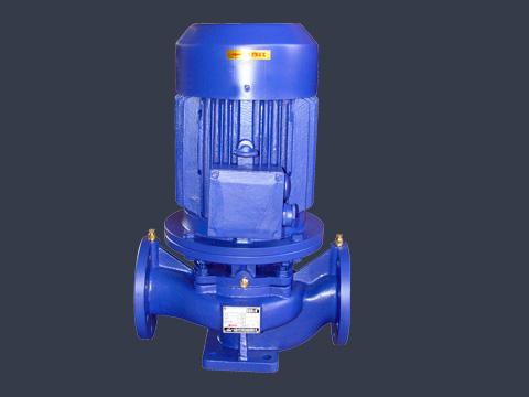 ISG立式管道离心泵 管道循环泵增压泵锅炉泵 热水泵工业泵