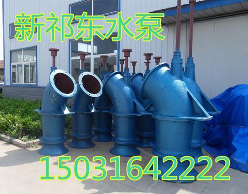 300ZLB-4立式轴流泵大流量灌溉泵河水雨水输送泵