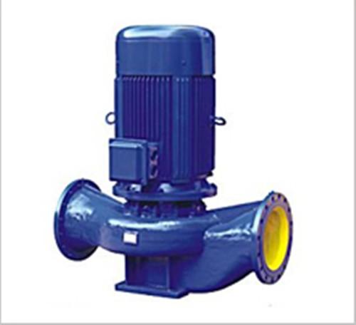 ISG/ISW 管道离心泵