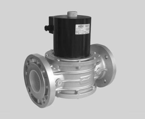 意大利MADAS EVP(F)常闭燃气电磁阀