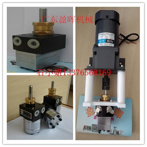 DISK静电输漆齿轮泵 喷漆泵
