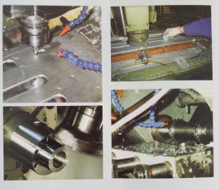 刀具微量油气润滑装置  机床轴承微量油气润滑