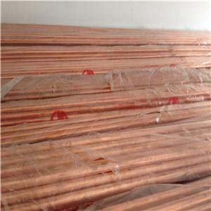 耐氧化紫铜管 电缆紫铜管 C1100紫铜管批发 6*1mm