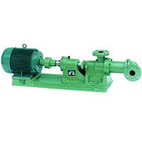 I-1B型浓浆泵(螺杆泵)
