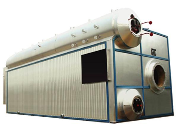 SZS快装燃油燃气蒸汽锅炉