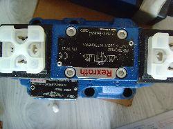 力士乐电液换向阀H-4WH25J6X/
