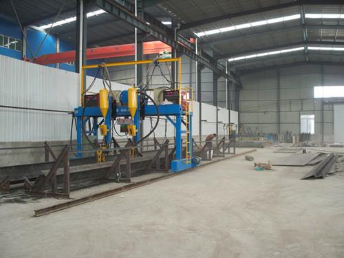 埋弧式钢结构龙门焊江苏无锡制造商 规格齐全