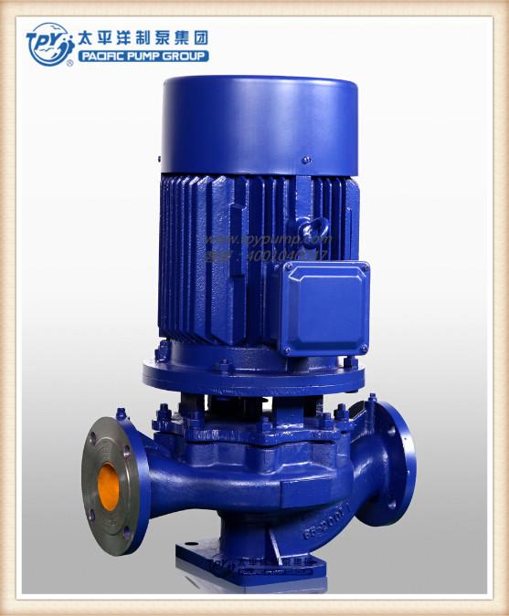上海太平洋制泵 TPG型立式管道离心泵