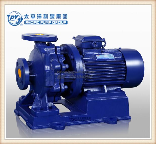 上海太平洋制泵 TPW型卧式管道离心泵