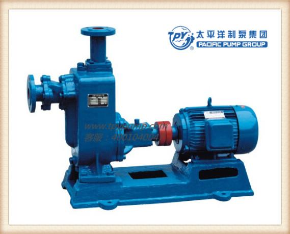 上海太平洋制泵 ZW型自吸式排污泵