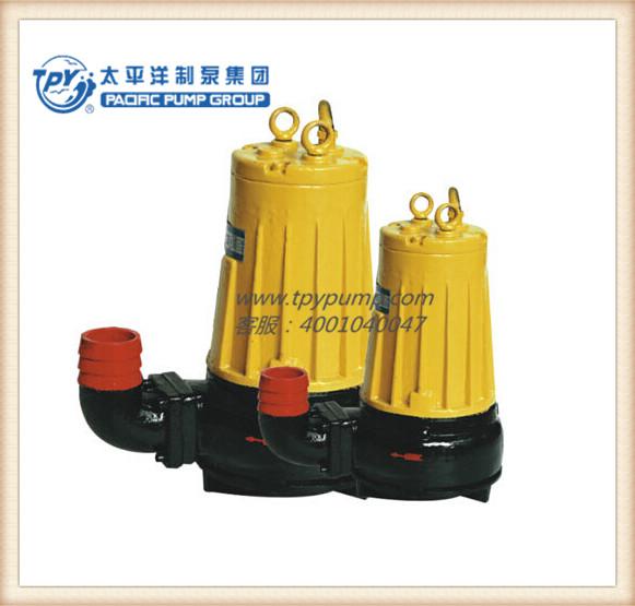 上海太平洋制泵 AS、AV型撕裂式排污泵