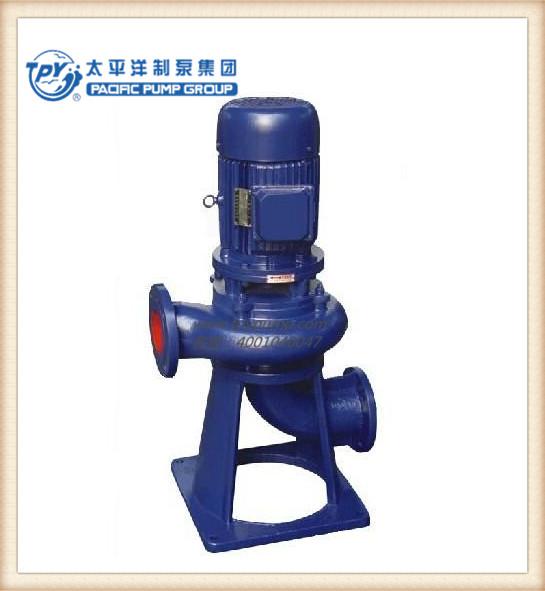上海太平洋制泵 LW型直立式排污泵