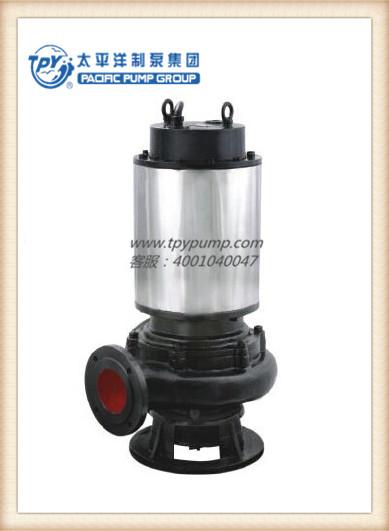 上海太平洋制泵 JYWQ型自动搅匀潜水排污泵