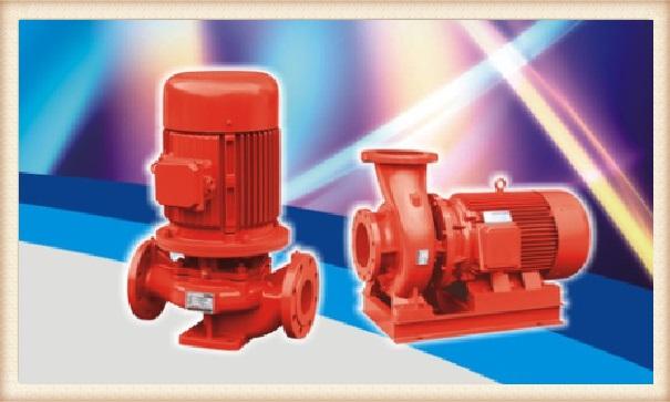 上海太平洋制泵 XBD-W型卧式多级消防泵