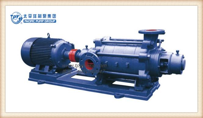 上海太平洋制泵 TSWA型卧式多级离心泵