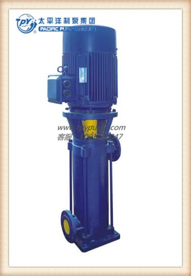 上海太平洋制泵 LG型高层建筑给水泵