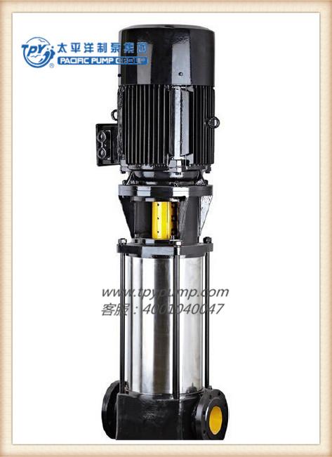 上海太平洋制泵 GDL型立式多级管道离心泵