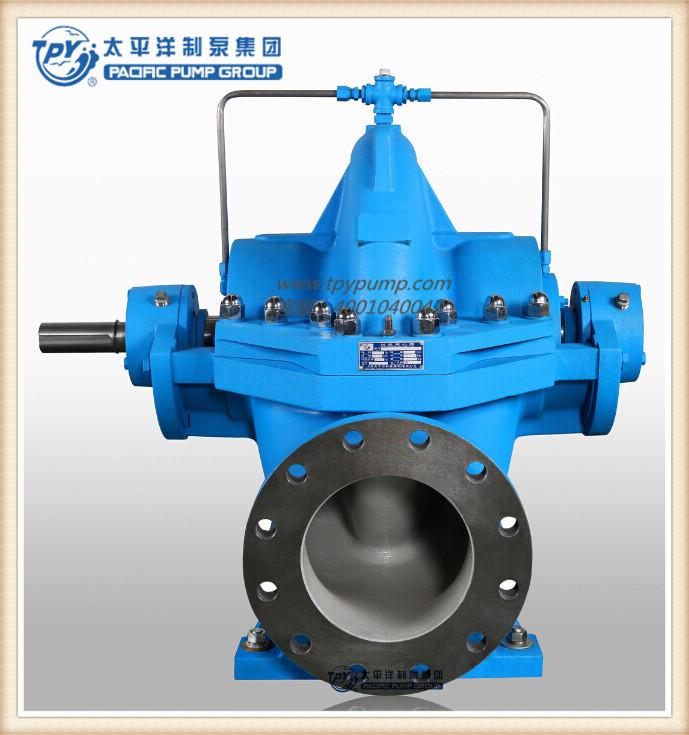 上海太平洋制泵 S(SH)型中开双吸泵