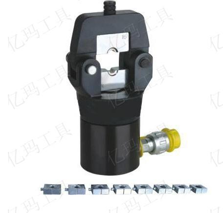 压线钳头部液压工具电缆压接钳CPO-400H