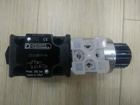 销售意大利DUPLOMATIC迪普玛电磁方向阀