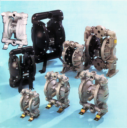 日本TAIYO气动隔膜泵 TD-15PT