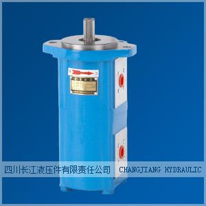 供应河北石家庄行唐县四川长江液压件有限公司齿轮泵