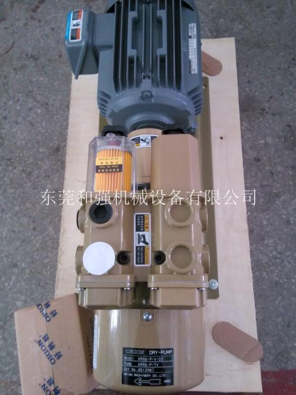 好利旺真空泵 KRX6-P-V-03 精雕机 雕刻机真空泵