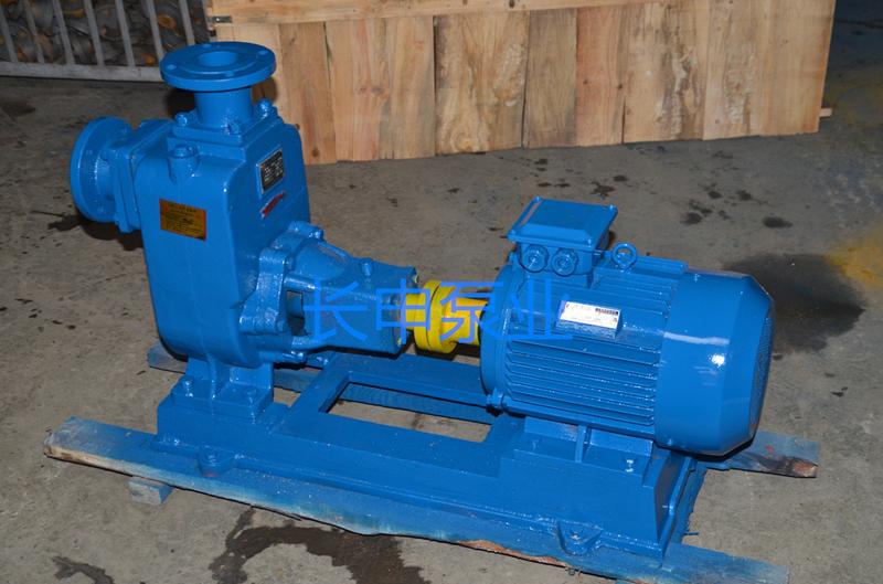 厂家直销ZW型卧式不锈钢电动自吸泵 小型耐腐蚀自吸泵 自吸自吸泵ZW25-8-15-1.5