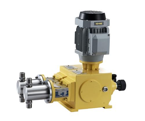 力高柱塞系列计量泵2J-X