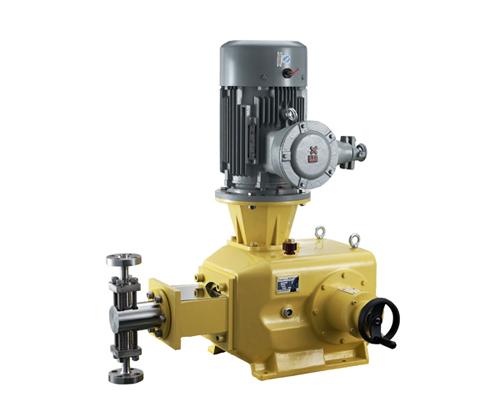 力高柱塞系列计量泵J-T