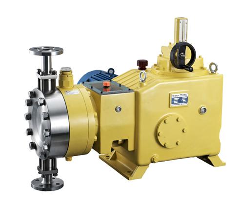 力高液压系列隔膜式计量泵JYDR