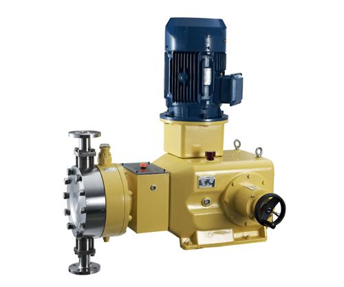 力高液压系列隔膜式计量泵JYT
