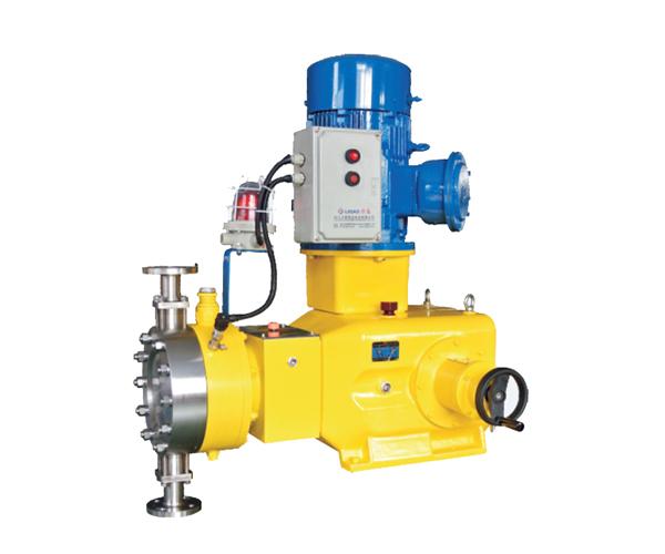力高液压系列双隔膜式计量泵JYT2