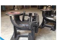 污水泵耦合装置、提升杆、吊链