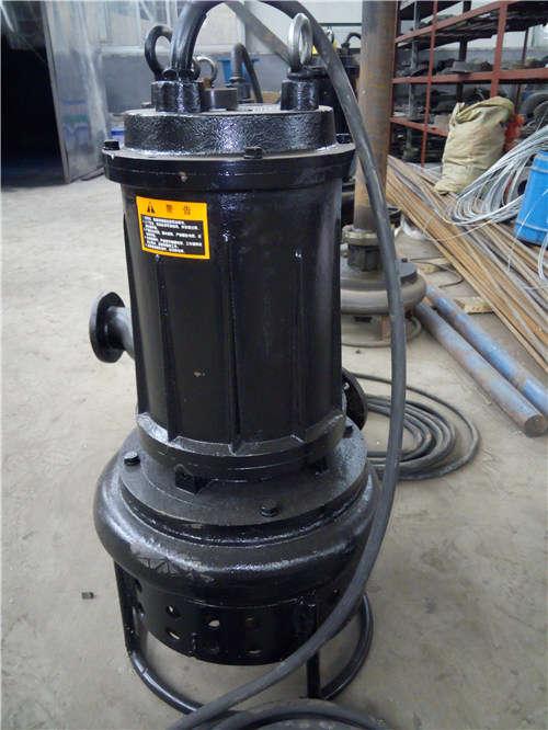 耐磨型潜水排污泵、泥浆潜污泵、高效泥沙泵价格