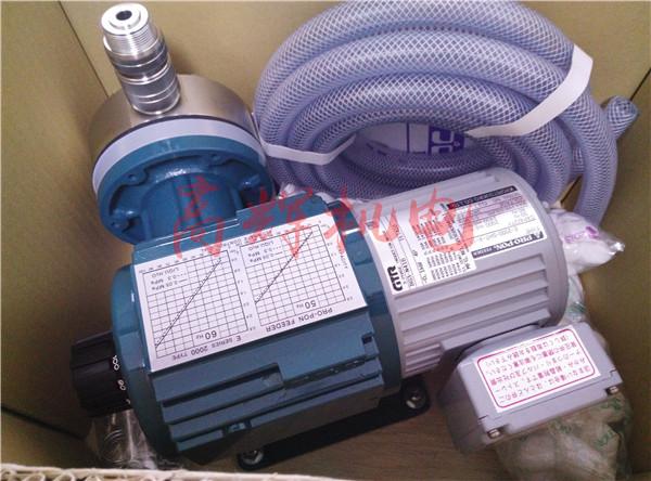 原装进口流量泵E-2000-SHT-X-15 日本共立机巧kyorit工业泵