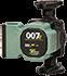 原装进口TACO 007e循环泵/屏蔽泵