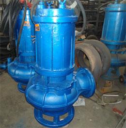 无堵塞潜水排污泵,高效耐磨污泥泵